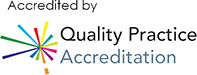 Quality practice accreditation logo